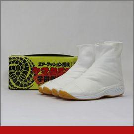 ヤマタ エアー足袋子供用の画像