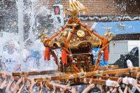 祭り衣装は足元から!粋な着こなしで祭りに溶け込む一体感!