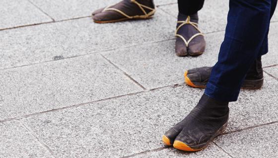 【お祭り実践編1】まずは足袋選びから、祭り衣装は足元が決まってないと全部台無し!