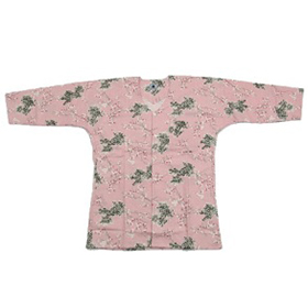 ブッチャーの鯉口シャツ